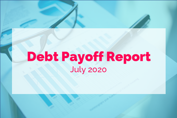July 2020 Debt Payoff Report